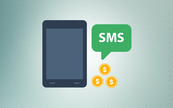 SMS Monetisation