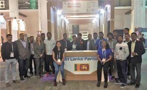 The Sri Lankan delegation for 4YFN 2018